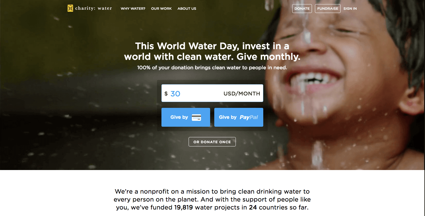 Nonprofit Websites: 10 Engaging Donation Page Solutions