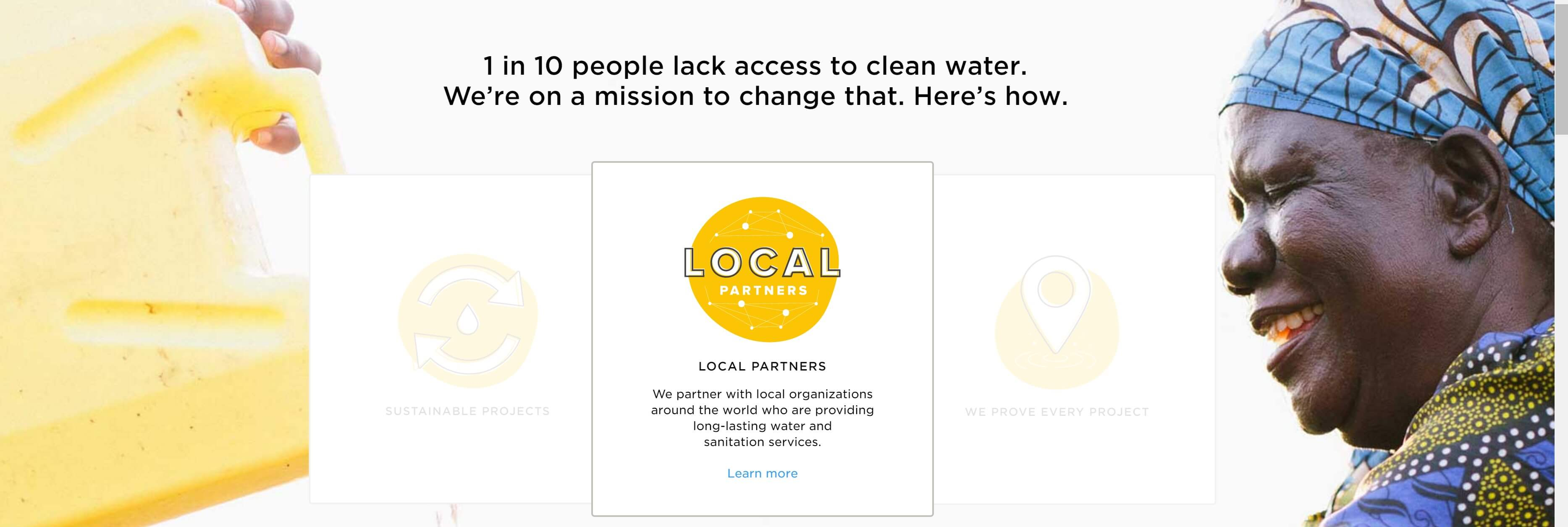 How Did Charity Water's Site Help them Raise 30 Million Dollars?